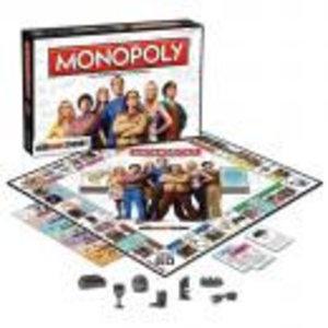 Merchandising MONOPOLY - Big Bang Theory (UK)