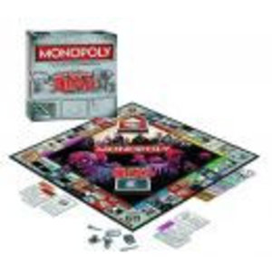 Merchandising MONOPOLY - The Walking Dead (UK)
