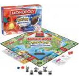 Merchandising MONOPOLY - Pokemon Kanto Edition (UK)