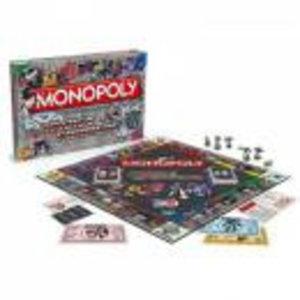 Merchandising MONOPOLY - Transformers Retro (UK)