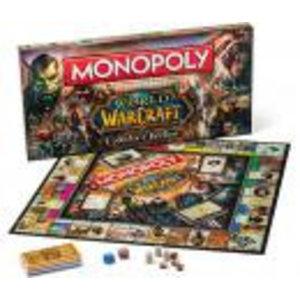 Merchandising MONOPOLY - World of Warcraft (UK)
