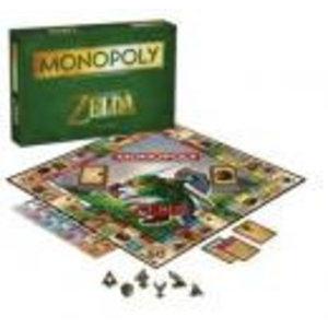 Merchandising MONOPOLY - Zelda (UK)
