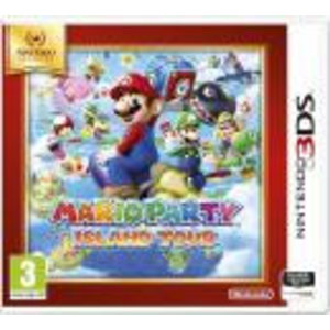 3DS Mario Party  SELECT