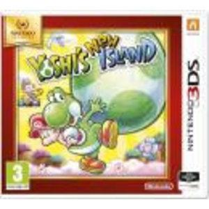 3DS Yoshis New Island SELECT