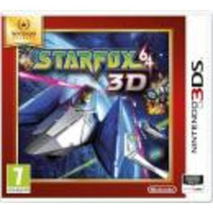 3DS Star Fox 64 SELECT