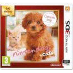 3DS Nintendogs  : Poddle SELECT