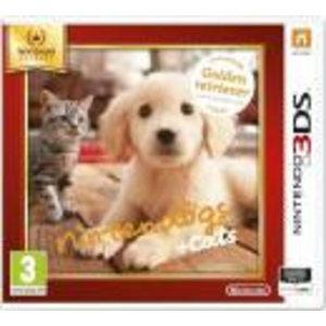 3DS Nintendogs  : Retriever SELECT