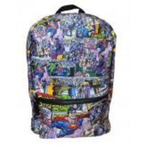 Merchandising SUPERMAN - BACKPACK - Superman Flys