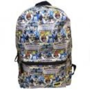 Merchandising BATMAN - BACKPACK - Batman and Robin