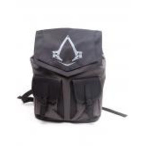 Merchandising ASSASSIN'S CREED SYNDICATE - Black Backpack Double Pocket