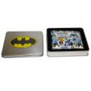 Merchandising BATMAN - TIN BOX - Wallet Batman and Robin