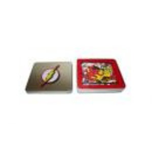 Merchandising FLASH - TIN BOX - Wallet Flash Run