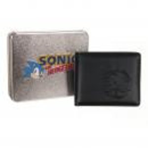 Merchandising SONIC - TIN BOX - Wallet