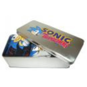 Merchandising SONIC - Pack 3 Socks in a Tin (41-46)