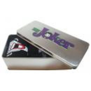 Merchandising THE JOCKER - Pack 3 Socks in a Tin (41-46)