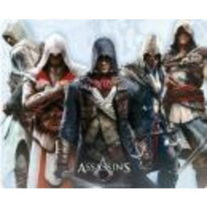 Merchandising ASSASSIN'S CEED - Mouse Pad  GROUP