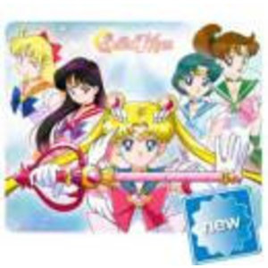 Merchandising SAILOR MOON - Mouse Pad  GUERRIERES