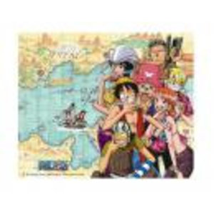 Merchandising ONE PIECE - Mouse Pad GROUPE