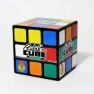 Merchandising RUBIK'S CUBE - Two Impossible Puzzles