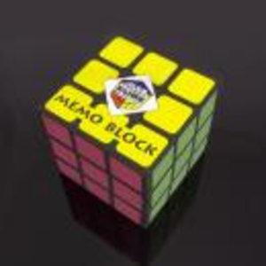 Merchandising RUBIK'S CUBE - Memo Pad