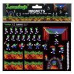 Merchandising LEMMINGS - Magnets