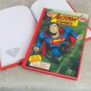 Merchandising DC COMICS - Superman 3D Lenticular Notebook