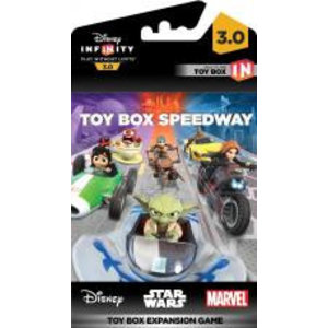 Disney Infinity DISNEY INFINITY 3 - Toy Box Game Piece Speedway