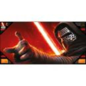 Merchandising STAR WARS 7 - GLASS POSTER - Kylo Face - 50X25 cm