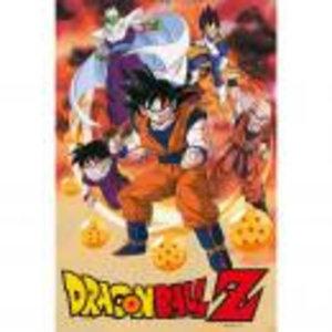 Merchandising DRAGON BALL Z - Fleece - Dragon Ball Z ( 100 x 150 )