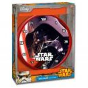 Merchandising STAR WARS - Wall Clock - Darth Vader (25 Cm)