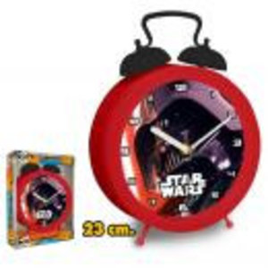Merchandising STAR WARS - Wall Clock - Darth Vader (23 Cm)