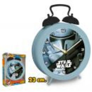 Merchandising STAR WARS - Wall Clock - Stormtrooper (23 Cm)