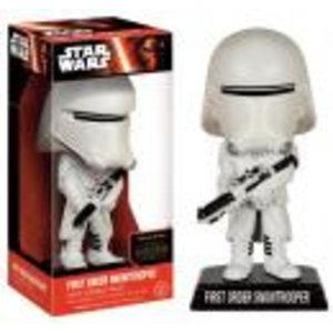 Merchandising STAR WARS 7 - Wacky Wobbler - Snowtrooper