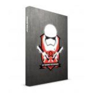 Merchandising STAR WARS 7 - Note Book W/Light - Stormtrooper Helmet