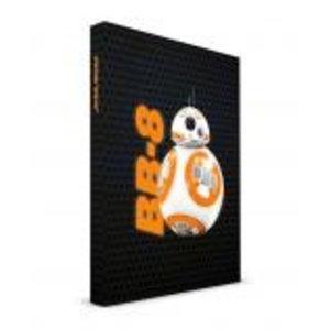 Merchandising STAR WARS 7 - Note Book W/Light - BB-8