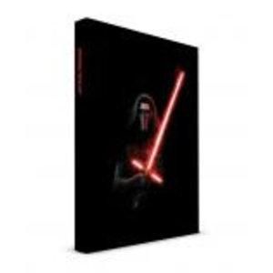 Merchandising STAR WARS 7 - NoteBook W/Light and Sound - Kylo Lightsaber
