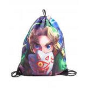 Merchandising NINTENDO - ZELDA - Gym Bag - Majora's Mask