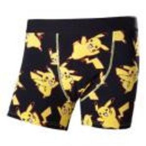 Merchandising POKEMON - Boxer - Pikachu (M)