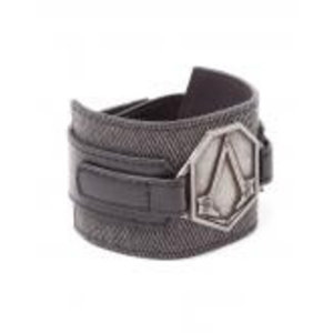 Merchandising ASSASSIN'S CREED SYNDICATE - Wristband with Metal Patch