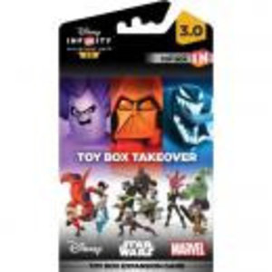 Disney Infinity DISNEY INFINITY 3 - Toy Box Game Piece Takeover