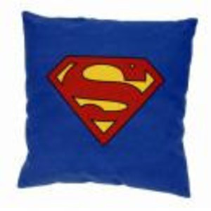 Merchandising DC COMICS  - Cushion Superman Logo Official ( 40 x 40 )