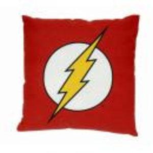 Merchandising DC COMICS  - Cushion Flash Logo Official ( 40 x 40 )