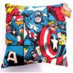 Merchandising MARVEL  - Cushion Captain America Vintage Official ( 40 x 40 )