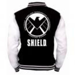 Merchandising MARVEL - Jacket Teddy Shield (S)