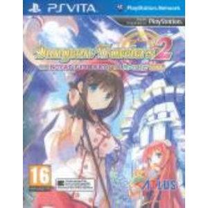 PS Vita Dungeon Travelers 2