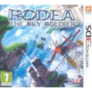 3DS Rodea The Sky Soldier (LAUNCH DAY EDITION)