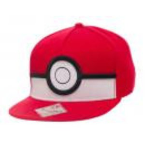 Merchandising POKEMON - Cap - 3D POKE BALL Snapback