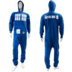 Merchandising DR WHO - JUMPSUIT - Tardis - Adult