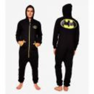 Merchandising DC COMICS - JUMPSUIT - Batman Black Logo - Adulte
