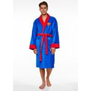 Merchandising DC COMICS - Bathrobe - Logo Superman - Adulte - Unique size